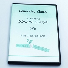DVD-диск Convexing Clamp